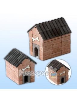 Игрушка-конструктор из мини-кирпичиков Дом для собак
