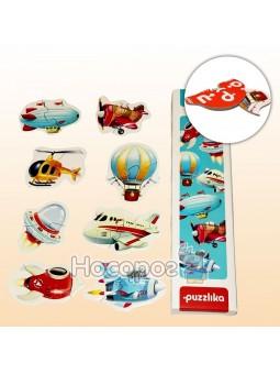 Пазлы 8 в 1 Воздушный транспорт 15283