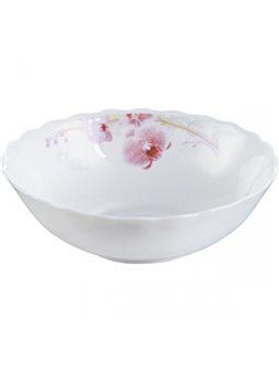 30060 Салатник 7 Розовая орхидея 61099