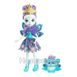 "Кукла ""Mattel"" Enchantimals ""Павлин Петтер"""