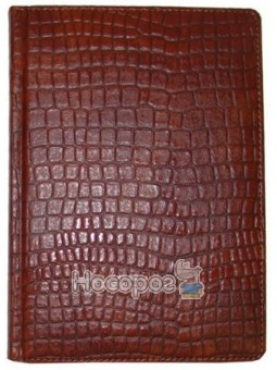 """Діловий щоденник Бріск 3B-43 """"DEDALO"""" 176арк, формат А5, недатований, шкір.зам"""