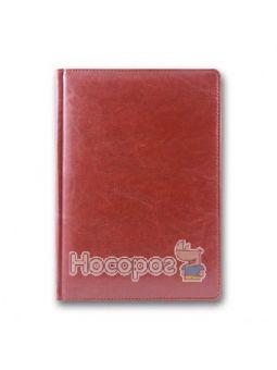 """Діловий щоденник Бріск 3B-151 """"Sarif"""" 176арк, формат А6, недатований, шкір.зам, зріз золото"""