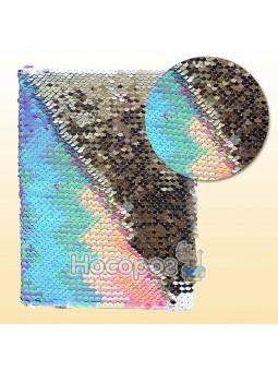 Блокнот А5 с пайетками 5083