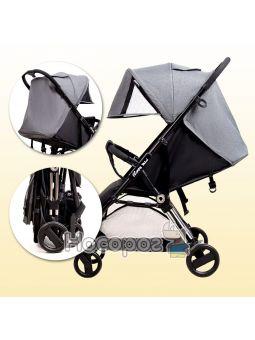Дитяча прогулянкова коляска Ninos Mini 2 Dark Grey NM2020BD