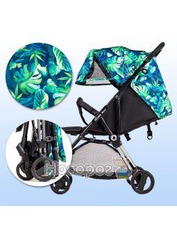 Дитяча прогулянкова коляска Ninos Mini Green Jungle NM2020BD