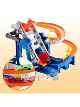 Игровой набор Гонки на фабрике Hot Wheels FDF28
