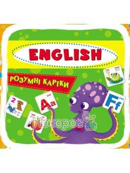 Розумні картки English ABC 30 карток