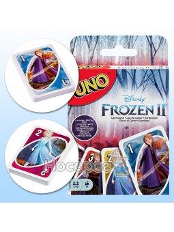 Настольная игра UNO Холодное сердце 2 GKD76