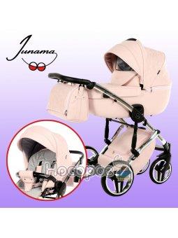 Универсальная коляска 2 в 1 Junama Enzo Go 02