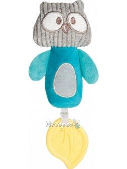 Canpol babies Іграшка плюшева з пищалкою 68/068_grey Pastel Friends - сіра