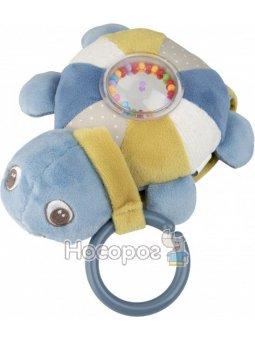 Canpol babies Іграшка плюшева розвиваюча музична 68/070_blu Морська черепаха - блакитна