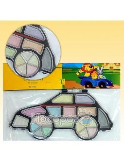 Краски Акварель перламутровая TZ-7742 Машина