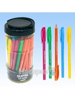 Ручка масляная синяя SUPRA PENCILO-19 002207