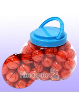 Точилка пластиковая с контейнером 888А Баскетбольный мяч 345101