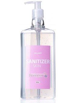 Санитайзер HiLLARY Skin DOUBLE HYDRATION inspiration 500 мл. (HI-12-056)