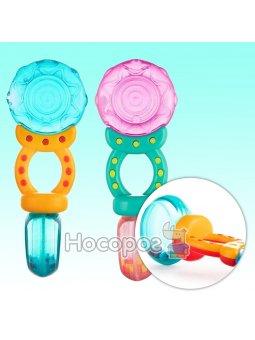 Canpol babies Погремушка-прорезыватель с водой Леденец