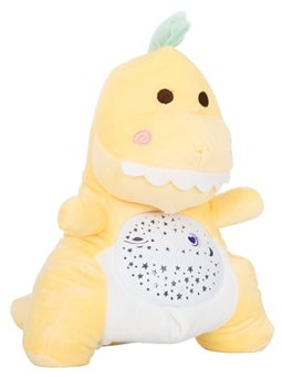 Мягкая музыкальная игрушка с проектором Funmuch Дракончик с проектором [FM666-2]