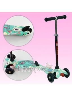 Самокат А 24695/779-1206 MINI Best Scooter