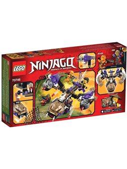"""Конструктор LEGO 70746 """"Атака кондракоптера"""""""