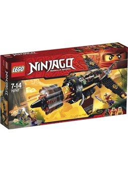 """Конструктор LEGO 70747 """"Катапульта"""""""