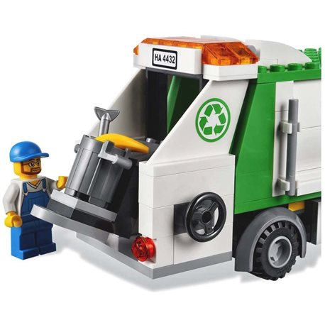 """Фото Конструктор LEGO """"Мусоровоз"""""""