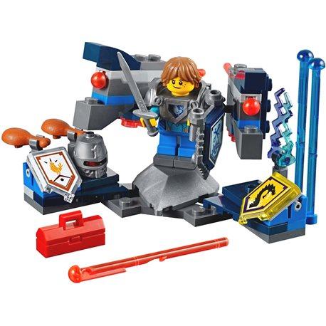 """Фото Конструктор LEGO Nexo Knights """"Могущественный Робин"""" 70333"""