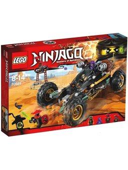 "Конструктор LEGO ""Гірський позашляховик"" 70589"