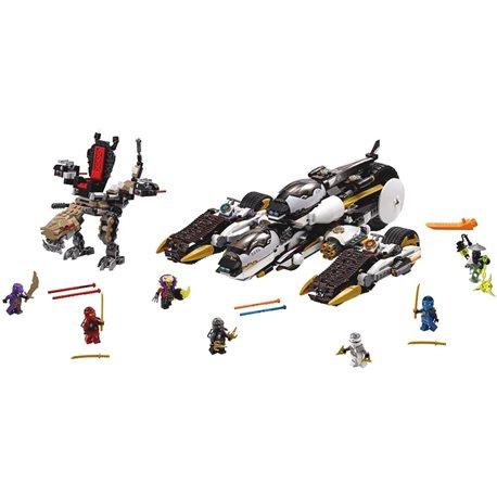 """Фото Конструктор LEGO """"Ультрасекретный рейдер"""" 70595"""