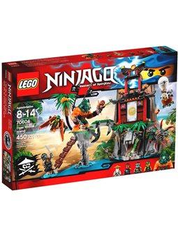 """Конструктор LEGO """"Остров Тигриной вдовы"""" 70604"""