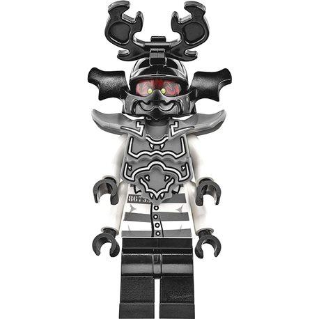 """Фото Конструктор LEGO """"Побег из тюрьмы"""" Криптариум 70591"""
