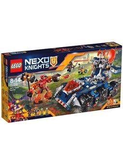 """Конструктор LEGO """"Боевая башня Акселя"""" 70322"""