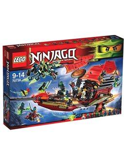 """Конструктор LEGO NINJAGO """"Остання битва корабля Скарб долі"""" 70738"""