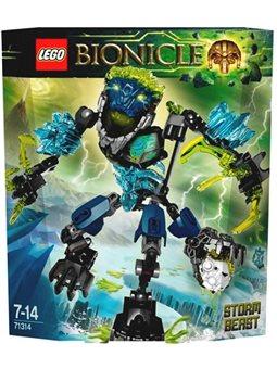 """Конструктор Lego Bionicle """"Зверь-ураган"""" 71314"""