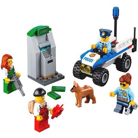"""Фото Конструктор LEGO """"Поліція: стартовий набір"""" 60136"""
