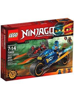"""Конструктор LEGO """"Блискавка у пустелі"""" 70622"""
