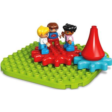 """Фото Конструктор LEGO """"Моя перша карусель"""" 10845"""