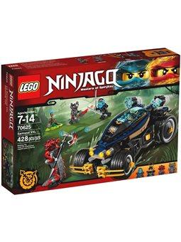"Конструктор LEGO ""Самурай VXL"" 70625"