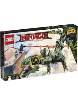 Конструктор LEGO Драконобот зеленого ніндзя 70612