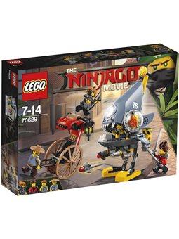 """Конструктор LEGO """"Атака піраній"""" 70629"""