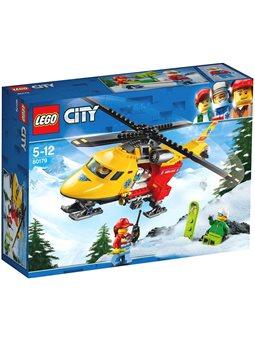"""Конструктор Lego """"Вертолет скорой помощи"""" 60179"""