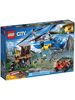 Конструктор LEGO City Арест в горах 60173