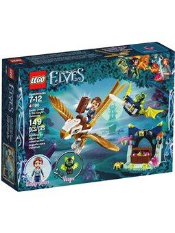 Конструктор LEGO Elves Емілі Джонс і втеча на орлі 41190