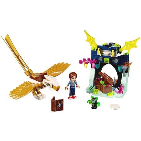 Фото Конструктор LEGO Elves Эмили Джонс и бегство на орле 41190