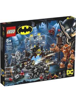 LEGO® Вторжение Глиноликий в пещеру Бэтмена (76122)