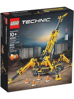 LEGO® Компактный гусеничный подъемный кран (42097)