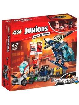 "Конструктор JUNIORS ""Погоня на дахах з Еластикою"" (LEGO) в [10759] [10759]"