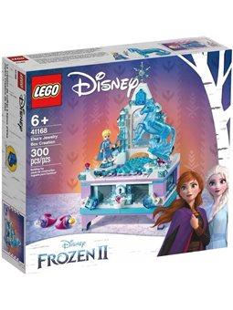 """Конструктор LEGO® """"Ельзина шкатулка для украшений"""" 41168 Disney Princess"""