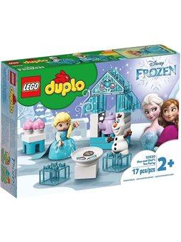 """Конструктор LEGO® """"Чаепитие Эльзы и Олафа"""" 10920 DUPLO®"""