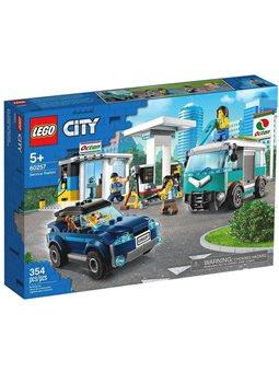 "Конструктор LEGO® ""Станция техобслугогування"" 60257 City"
