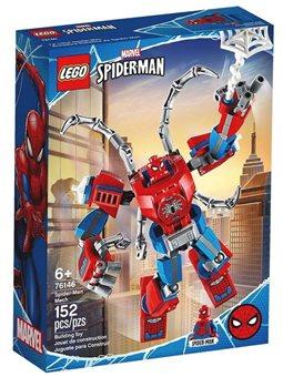 """Конструктор LEGO® """"робокостюмов Человек-паук"""" 76146 Super Heroes"""